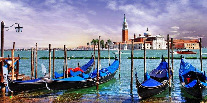 Benátská romanca: pobyt v očarujúcom hoteli v Mire a raňajky pre dvoch
