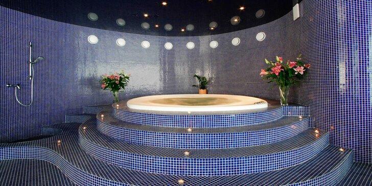 Luxusná romantika v Mariánskych Lázňach: polpenzia a bohatý balíček wellness procedúr
