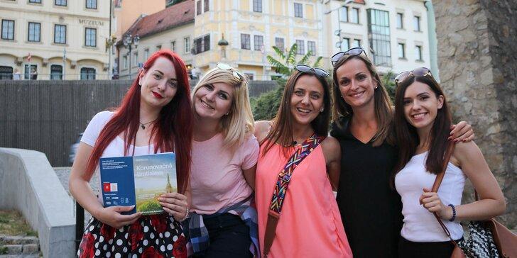 Korunovačná Bratislava - Escape hra v uliciach starého mesta