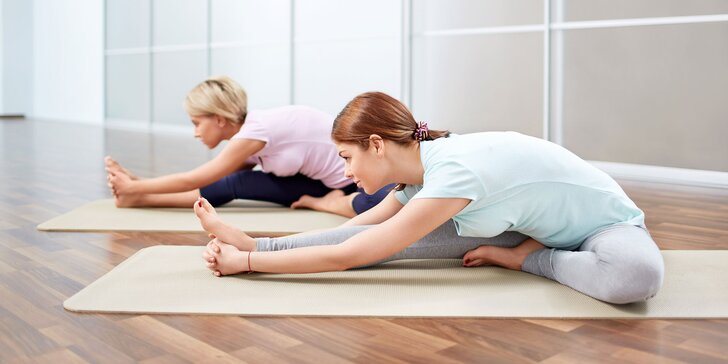 Kurz pilatesu pre začiatočníčky alebo jednorazový vstup
