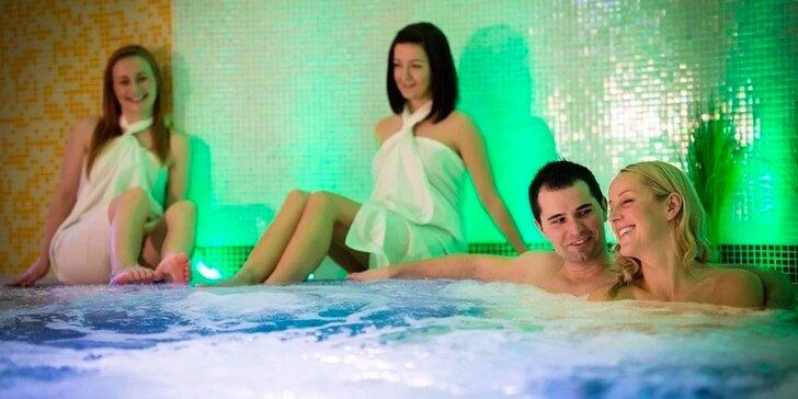 Letný pobyt v Jasnej v Hoteli Poľovník*** s novým wellness centrom