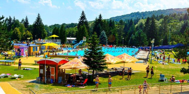 Aquaruthenia Svidník. Umelé vlny, 9 bazénov, tobogany. Perfektná rodinná zábava!