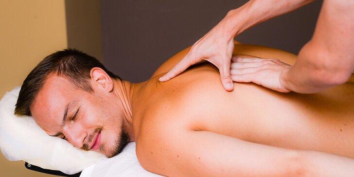 Klasická, reflexná alebo športová masáž. Aj permanentky!