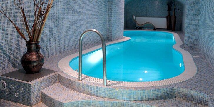 Romantický pobyt s wellness v Hoteli Capital**** v Nitre
