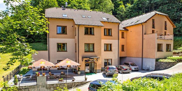 Letný pobyt s privátnym wellness vo Ville Carpe Diem*** v kúpeľoch Trenčianske Teplice