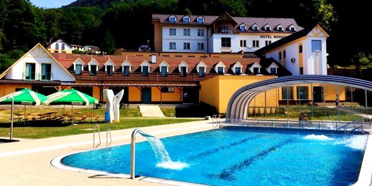 Letný pobyt v Hoteli Remata***