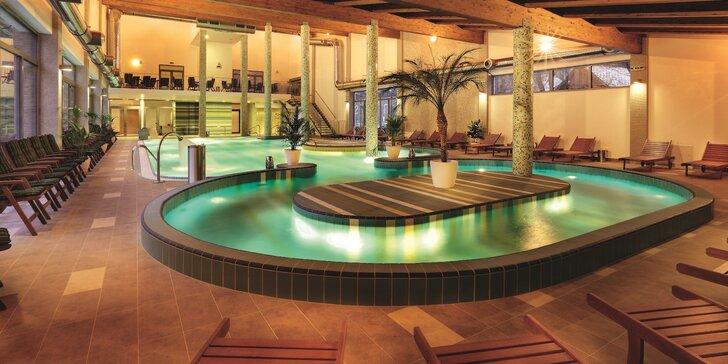 Pobyt v zruboch pre 10 osôb so vstupom do vodného sveta Hotela Bystrá***