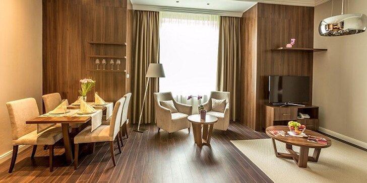 Skvelý letný rodinný pobyt v apartmánoch so zľavou do Aquacity