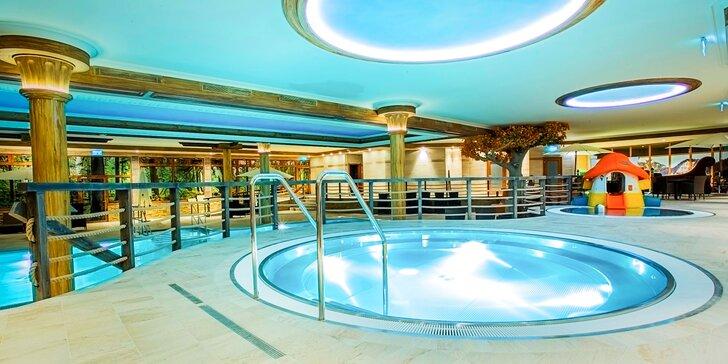 Nové wellness centrum s moderným dizajnom a saunovým svetom
