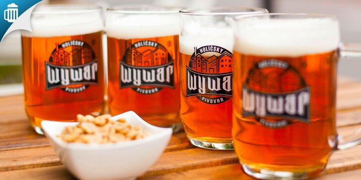 2 alebo 4 veľké pivá Wywar 10° v SATORI STAGE