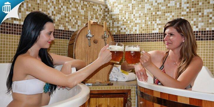 Wellness pobyt v hoteli Victoria**** s možnosťou pivného kúpeľa