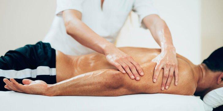Klasická, lymfatická alebo havajská LOMI LOMI masáž