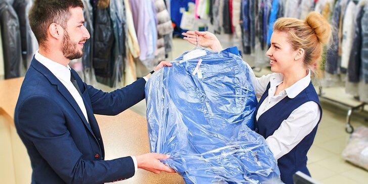 Zľava 30 % v práčovniach a čistiarniach Pramako a Lux