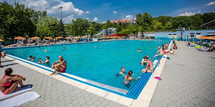Skvelá letná dovolenka pre celú rodinu so vstupmi na plážové kúpalisko!