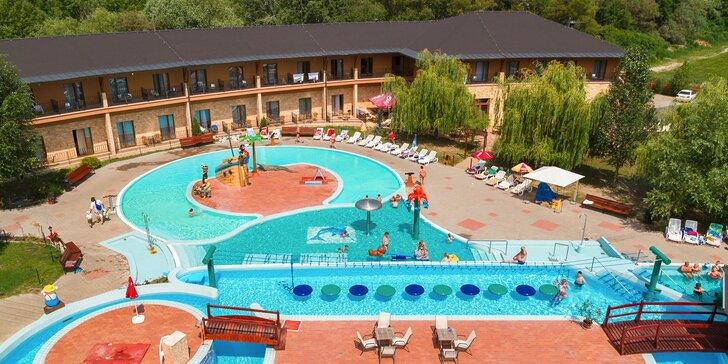 Hotel Termálkristály Aqualand**** s neobmedzeným vstupom do zážitkových kúpeľov