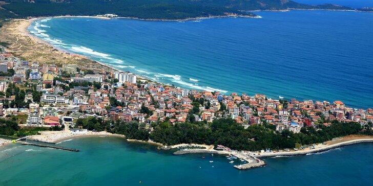 12-dňový letecký zájazd do Primorska v Bulharsku - konečná cena