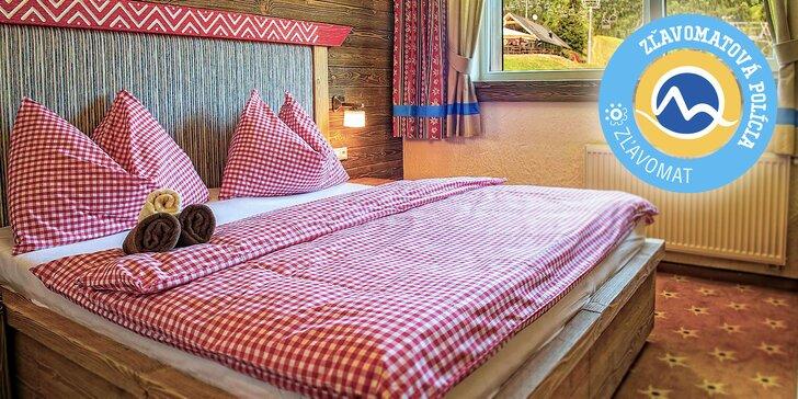 Pobyty s wellness v Hoteli Bachledka**** Strachan až do zimy!