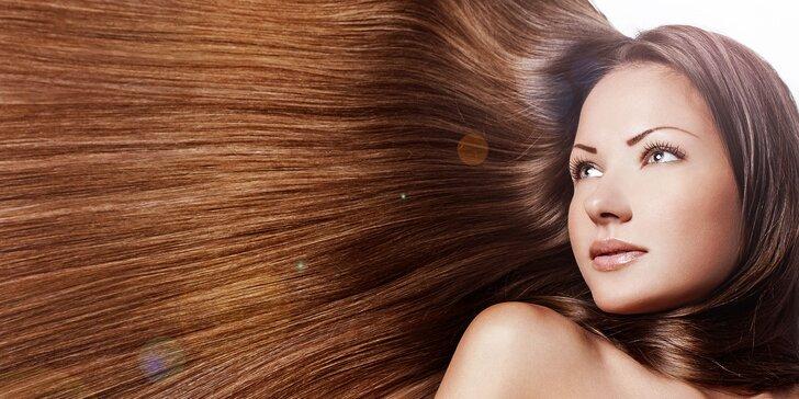 Kompletný dámsky strih či vlasová kúra s parnou žehličkou Steampod