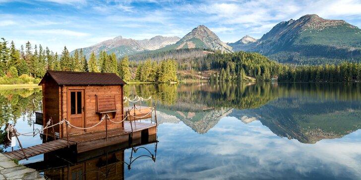Ubytovanie pre partie v krásnom prostredí Spiša: ideálne na túry, sprievodca k dispozícii