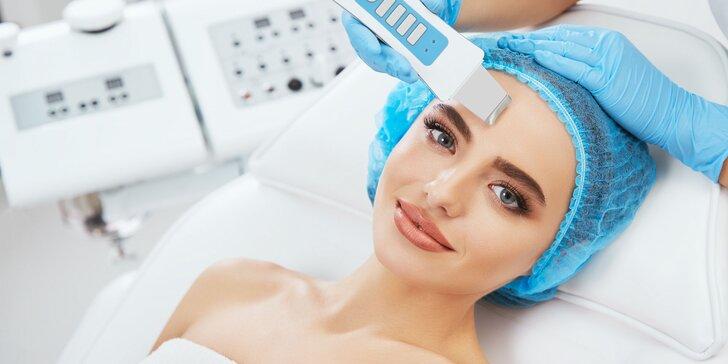 Hĺbkové čistenie pleti Skin Scrubberom
