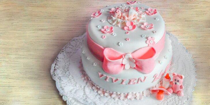 Domáce torty presne také, aké si ich predstavujete