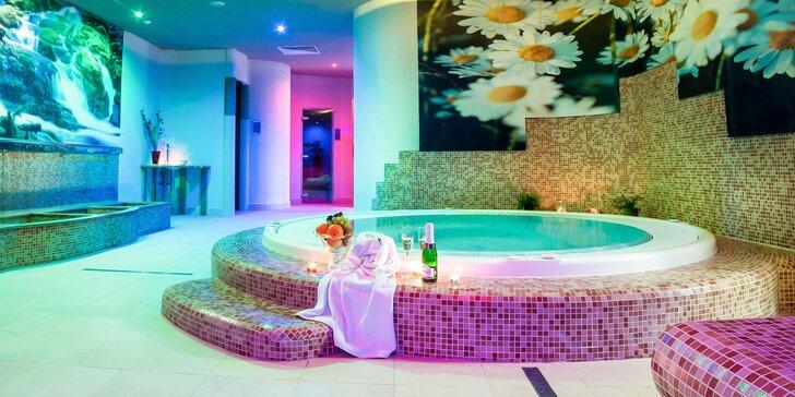 Vychýrený rodinný Sojka Resort v prostredí Liptova s neobmedzeným wellness alebo vstupom do Tatralandie alebo Bešeňovej