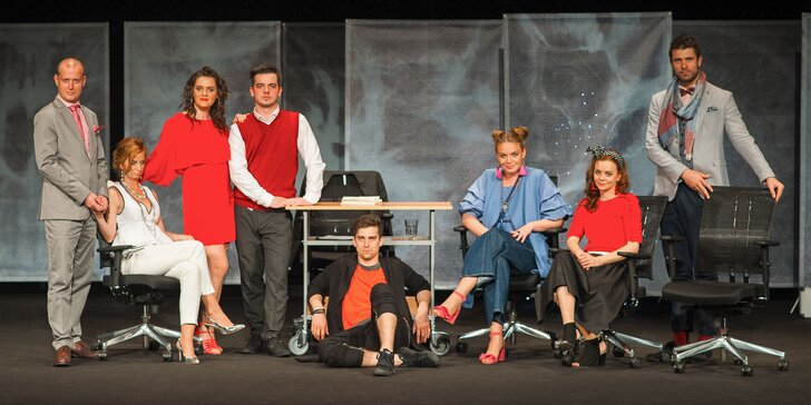 Mestské divadlo Žilina - september na divadelných doskách