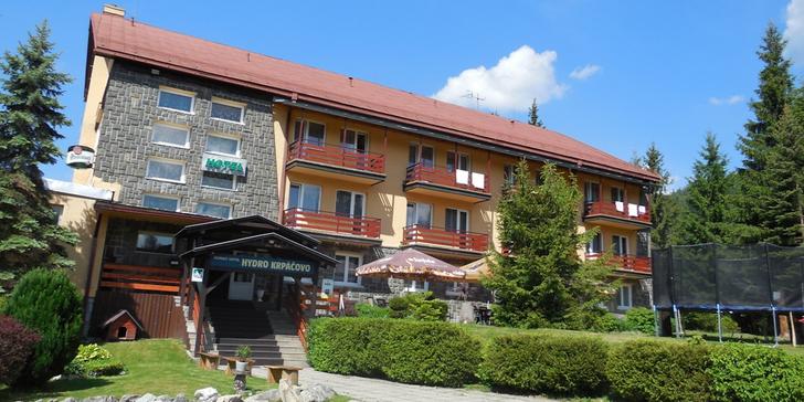 Oddych v srdci Nízkych Tatier v hoteli Hydro Krpáčovo