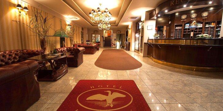 Wellness pobyt pre dve osoby s polpenziou v Hoteli Kormorán