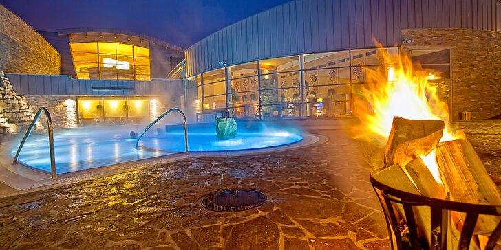 Vyhľadávaný Hotel Bania **** Thermal & Ski s neobmedzeným vstupom do Terma Bania