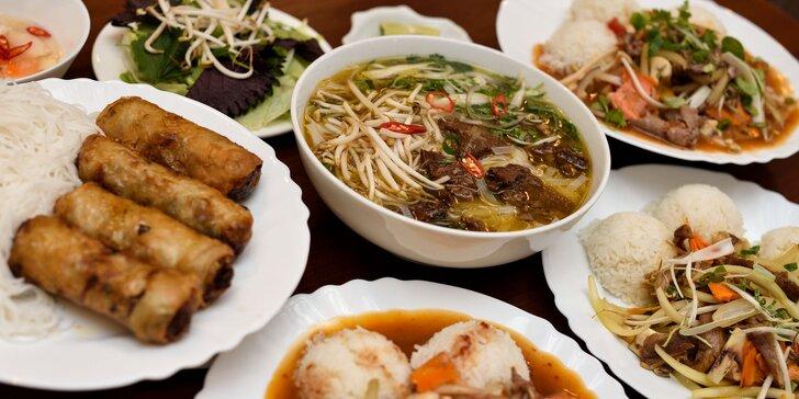 5 jedál vo vietnamskom street food bistre