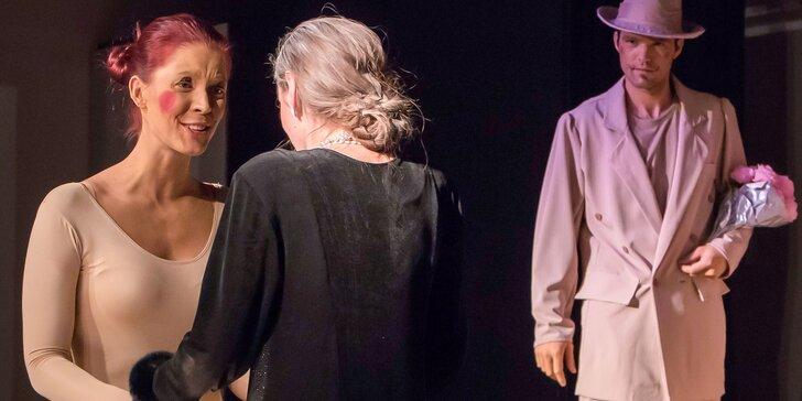 Vstupenky na predstavenia do ochotníckeho Divadla TANDEM