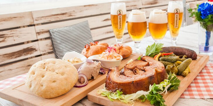 Exkluzívne dožinkové menu v reštaurácii Pressburg