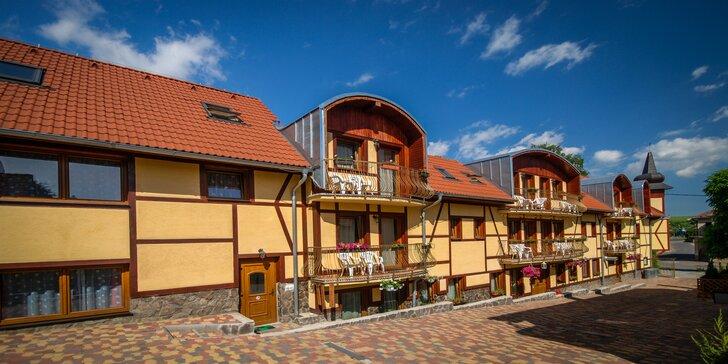 Jesenný pobyt v štýlovom penzióne JURIKA*** pod vrcholmi Západných Tatier