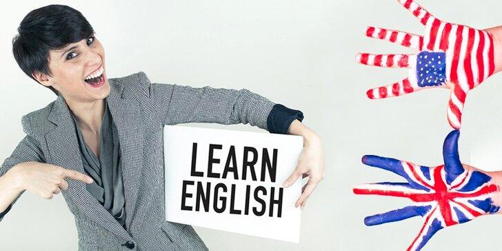 Individuálne i skupinové kurzy angličtiny