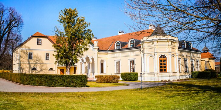 Jesenný romantický wellness pobyt v Kaštieli Jaslovské Bohunice