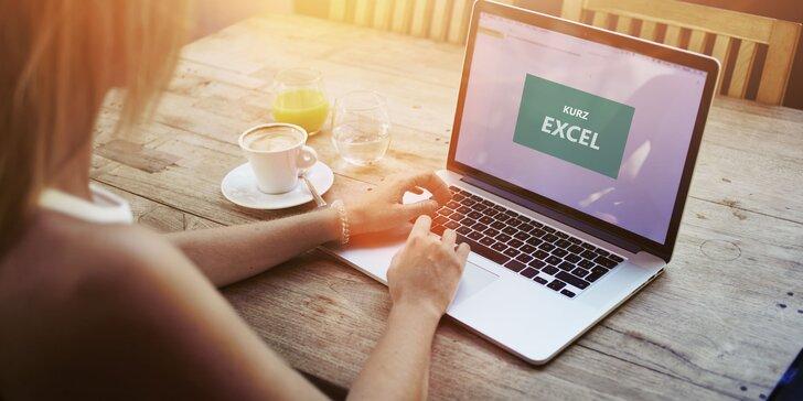 Online kurz k TOP nástrojom Excelu