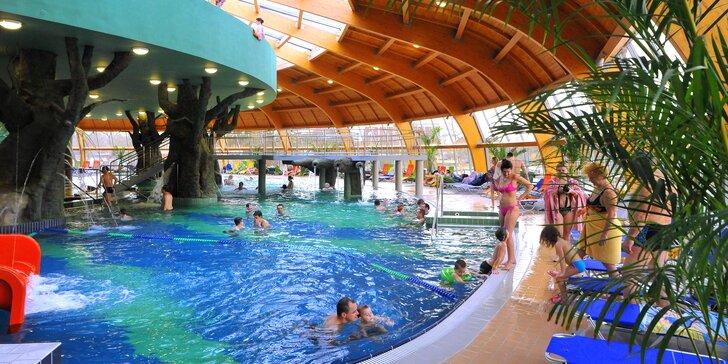Relaxačný pobyt v kúpeľnom meste v Maďarsku s polpenziou a možnosťou vstupu do Aqua Palace