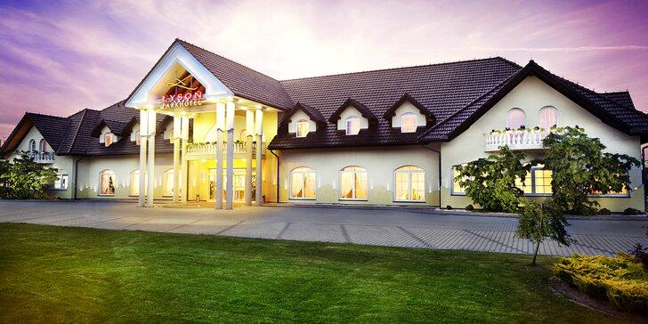 Pobyt pre rodiny v Park Hotel Łysoń**** priamo v zábavnom parku Inwald
