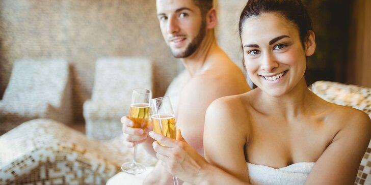 Wellness pre 2 osoby s privátnou jacuzzi