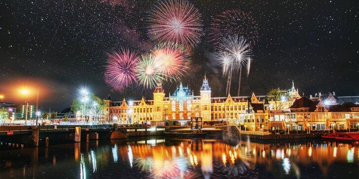 Silvester v Amsterdame! 4-dňový poznávací zájazd!