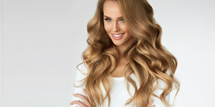 Balíček s kompletným ošetrením a úpravou vlasov
