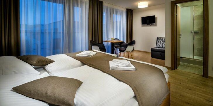 Jesenný relax s privátnym wellness a aktivitami v nových Apartmánoch Moravica*** v Jánskej Doline