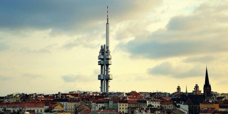 Dobré ráno, Praha: raňajky v reštaurácii Miminoo a vstup na Žižkovskú vežu