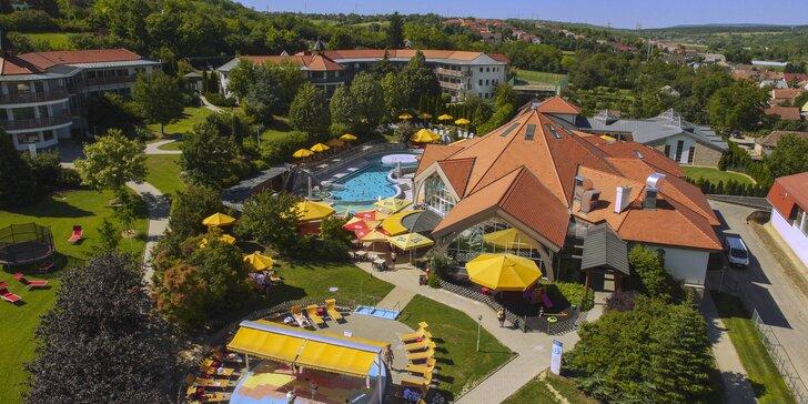 Kolping Hotel**** Spa & Family Resort - raj pre dospelých i deti