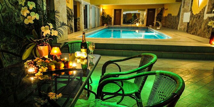 Užite si jeseň či zimné radovánky v hoteli Dixon****