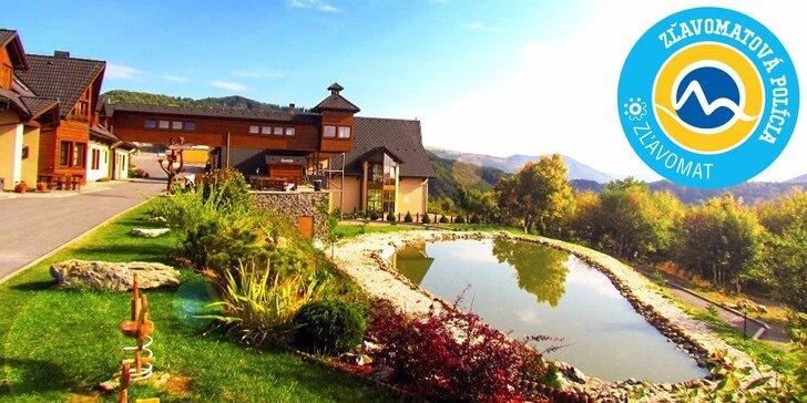 Jesenný wellness pobyt v atraktívnom horskom prostredí