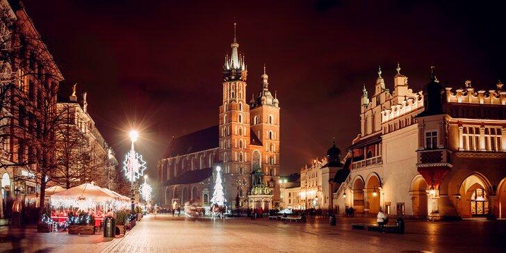 Výlet do Zakopaného a Krakova s tou pravou vianočnou atmosférou