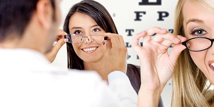 b0fd47f21 Vyšetrenie zraku alebo nákup tovaru v zrakovom centre Vision Care