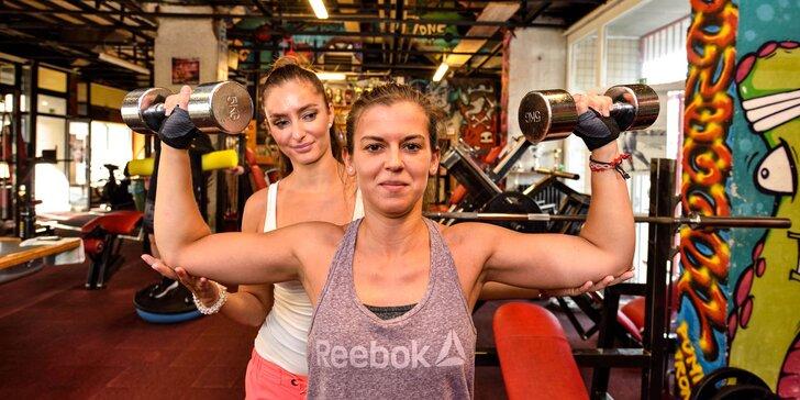 Cvičenie pre 1 či 2 ženy so skúsenou fitness trénerkou